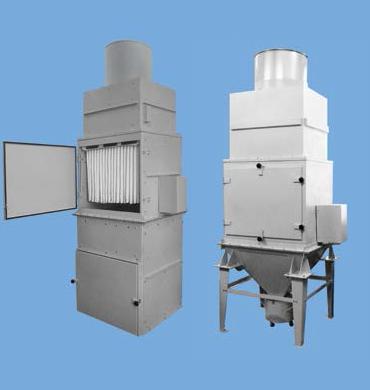 Агрегаты для отсоса и улавливания пыли АОУМ-ВИБРО – пылеуловители самоочищающиеся. С пультом управления, программируемым контроллером, измерительными приборам, системой сигнализации. С автоматической регенерацией «вибровстряхиванием». Стационарные.
